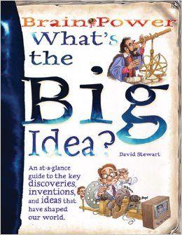 Brain Power What S The Big Idea David Steart Amazon Com Books What S The Big Idea Brain Power Ebook