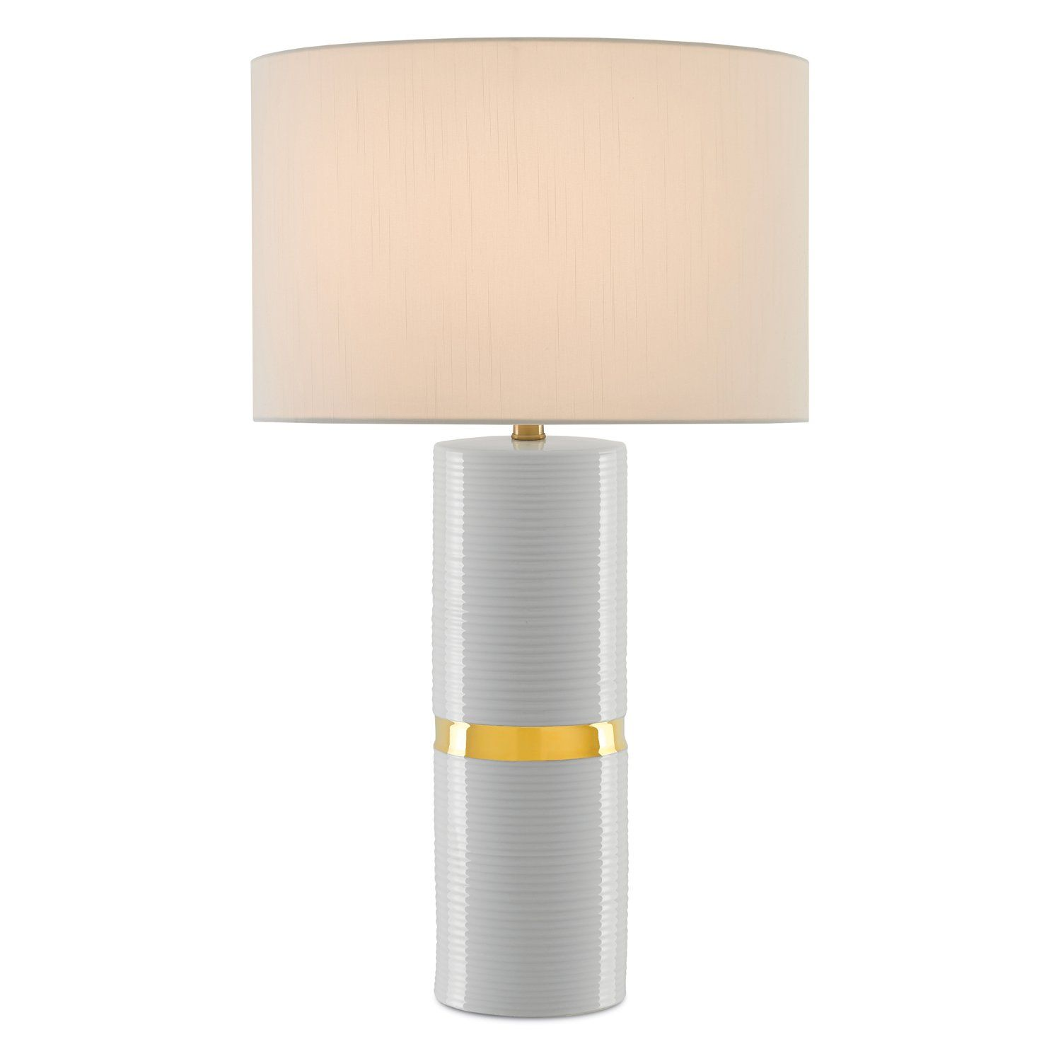 Currey Co Enzo White Table Lamp Paynesgray Table Lamp Lamp White Table Lamp