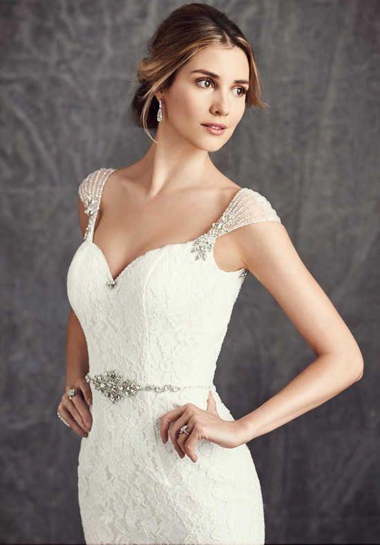 Kenneth Winston: Ella Rosa Collection BE282 Wedding Dress photo
