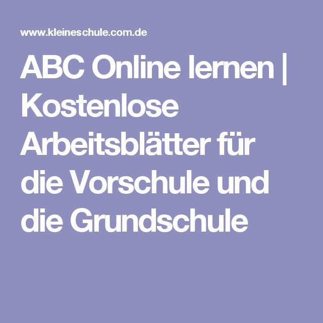 Gemütlich Online Kindergarten Arbeitsblatt Bilder - Mathe ...