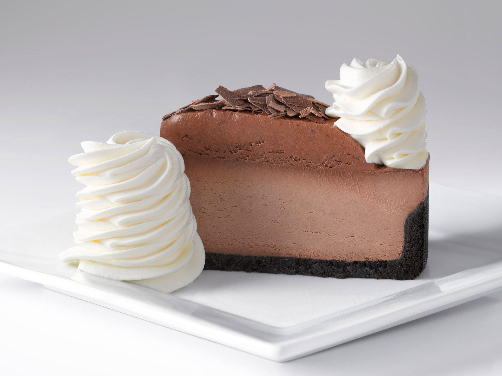 Chocolate Mousse Cheesecake Silky Chocolate Cheesecake