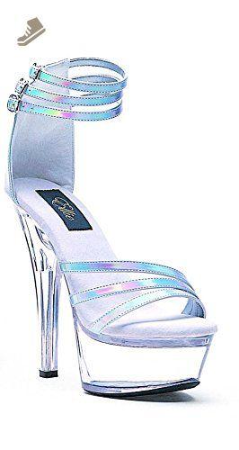 Ellie Shoes 6 Heel Strappy Sandal.
