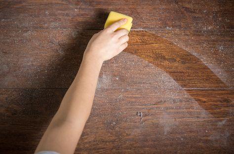 Des lingettes citronn es pr tes l 39 usage pour mettre Astuce pour decaper un meuble en bois