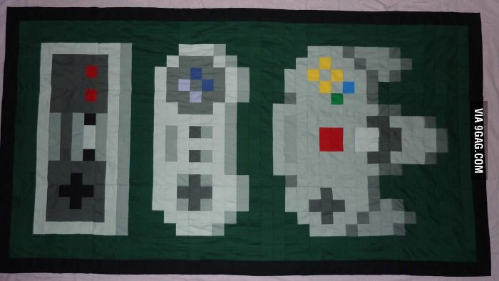 Gaming quilt