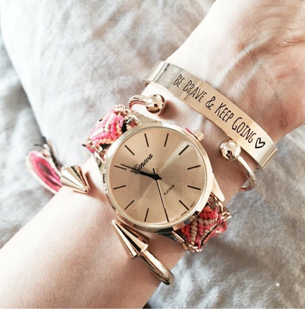 Épinglé sur montres fantaisie femme