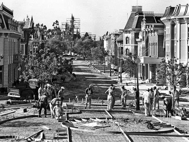 Disneyland at 60: Photos through the decades