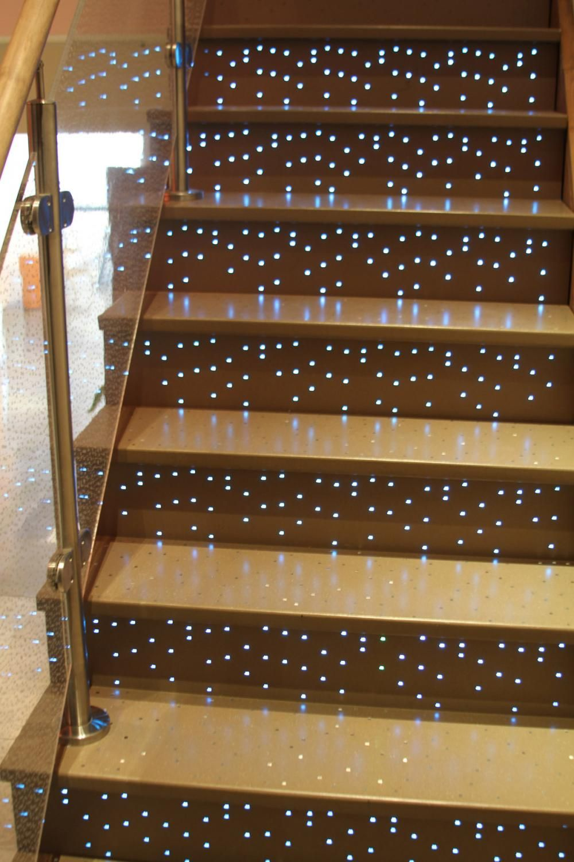 Best Terrazzo Lumina Sensitile Systems Interior Staircase 640 x 480