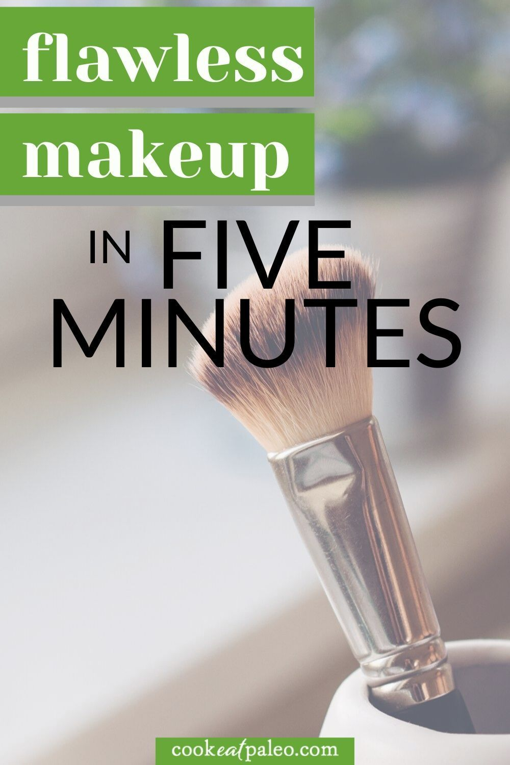 How To Make Over Your Makeup In 5 Minutes in 2020