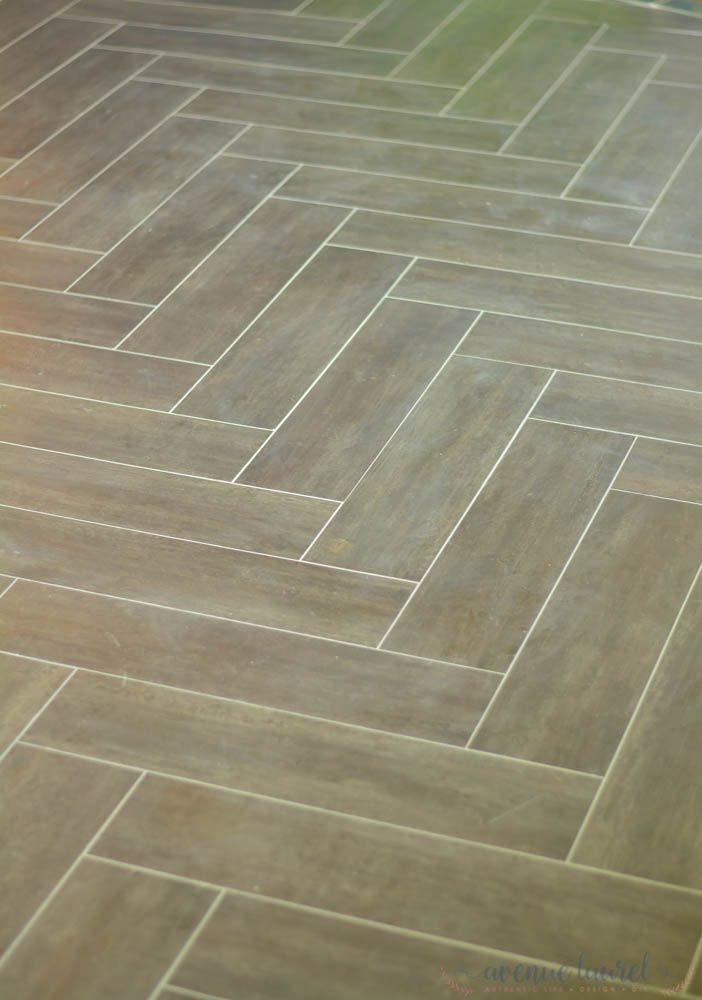 Tips To Install Vinyl Plank Floors In A Herringbone Pattern Plus A