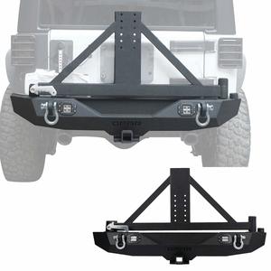 The 9 Best Jeep Rear Bumpers Jeep Wrangler Jeep Jeep Wrangler Jk