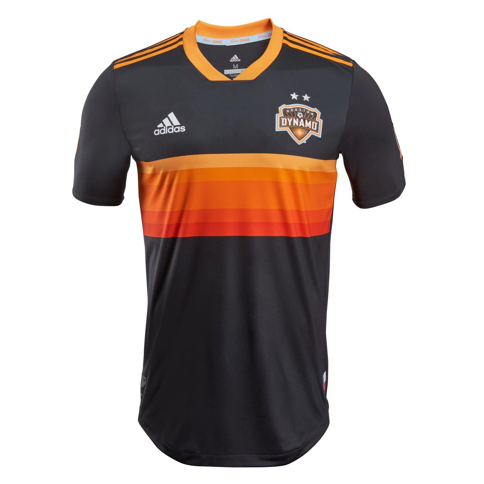 Houston Dynamo 2018 Adidas Away Kit   17/18 Kits   Football shirt ...