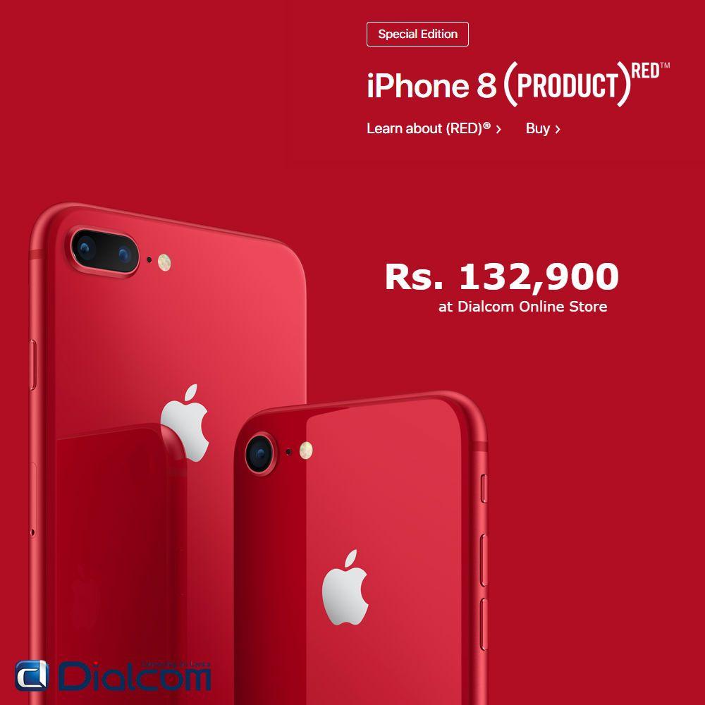 Apple Iphone 8 Plus Product Red Buy At Doalcom Online Store Https Www Dialcom Lk Mobile Phones Apple Apple Iphone 8 P Iphone 8 Plus Apple Iphone Iphone 8