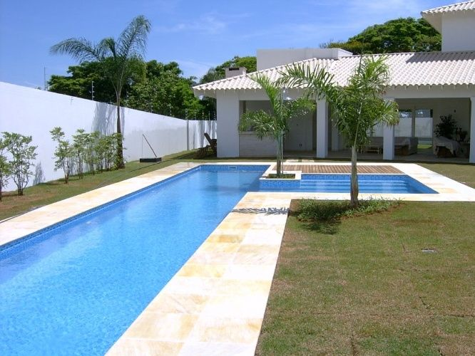 Populares Calor do verão: reunimos 20 piscinas e raias residenciais para  LK74