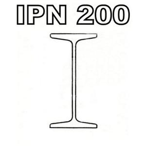 Poutrelle Acier Ipn 200 A Prix Discount Sur Idfmateriaux
