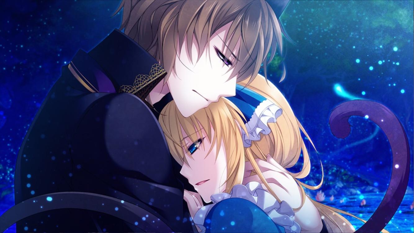 Dating anime spelletjes