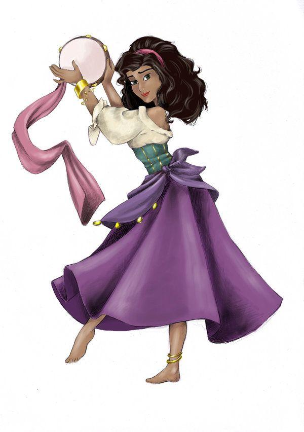 Esmeralda by DiLeMnE.deviantart.com on @deviantART