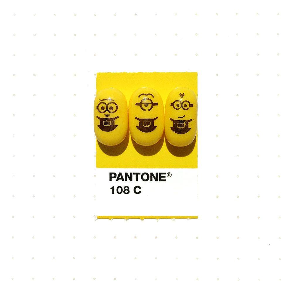 PANTONE 108 C