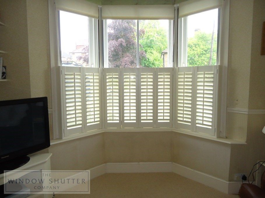Bay Window Shutters The Window Shutter Company Bay Window