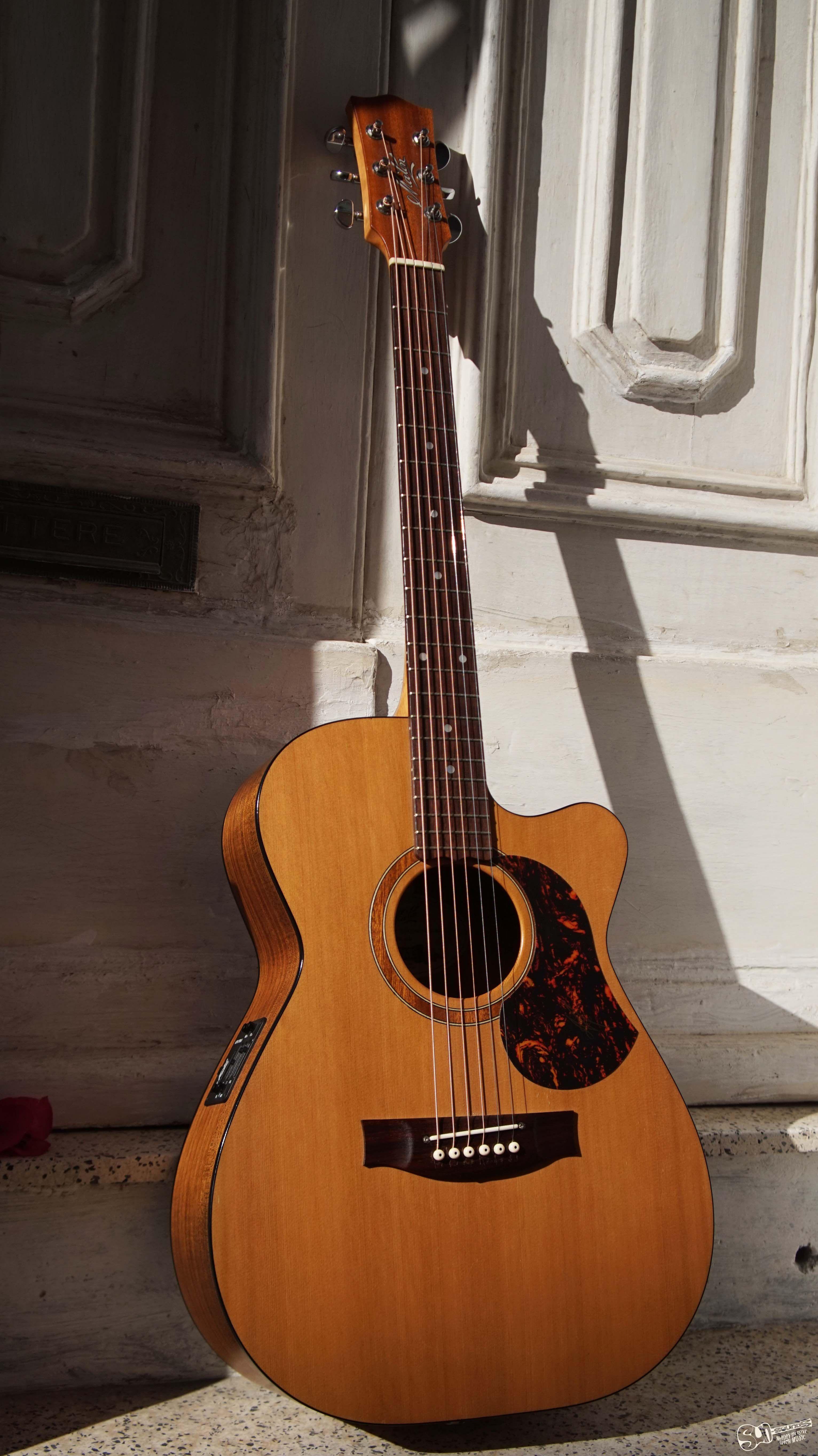 Maton Srs808c Solid Road Series Australia Acoustic Guitar Music Guitar Guitar