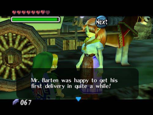 The Legend Of Zelda Majora S Mask Collector S Edition Screenshot Majoras Mask Legend Of Zelda Mask