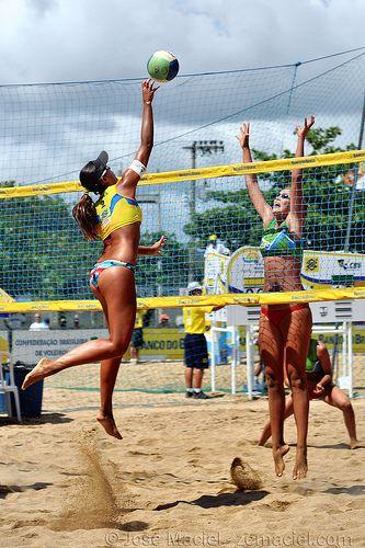 Beach Volley on #summer