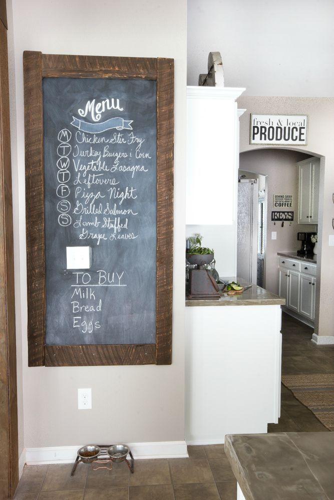 Wohnideen Bauernhaus modern farmhouse kitchen makeover reveal wohnideen rund ums haus