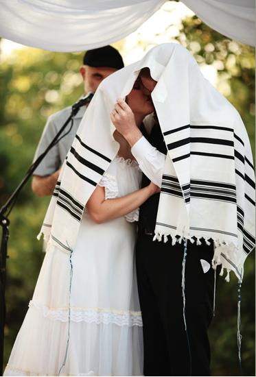 Under The Tallit Jewish Wedding Jewish Wedding Traditions Jewish