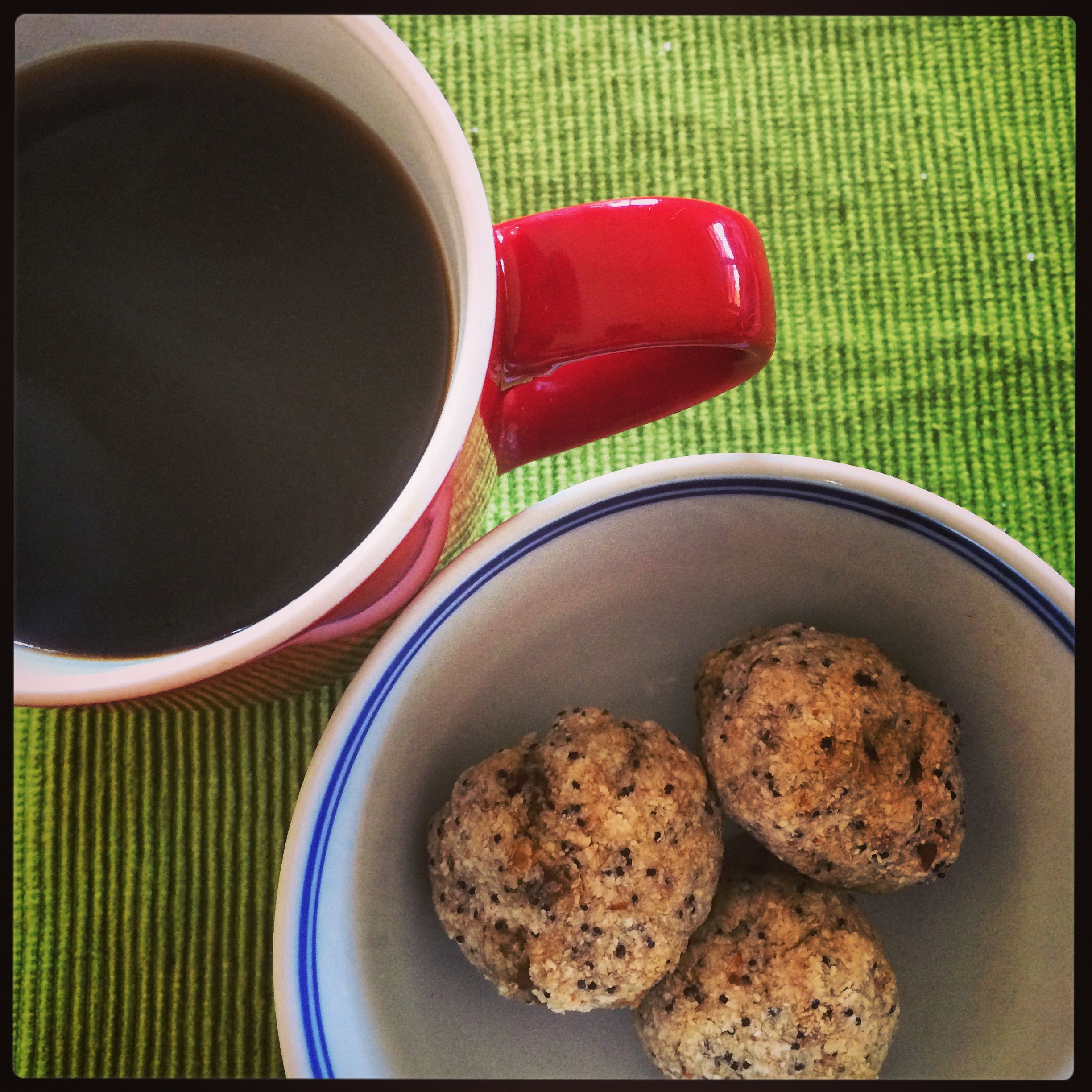 Seed & Date Protein Balls