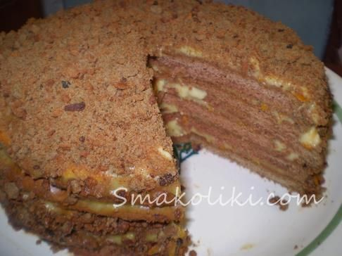 Торты, пирожные, пироги | Пошаговые рецепты десертов с фото|Лучшая еда всегда домашняя на Smakoliki.com