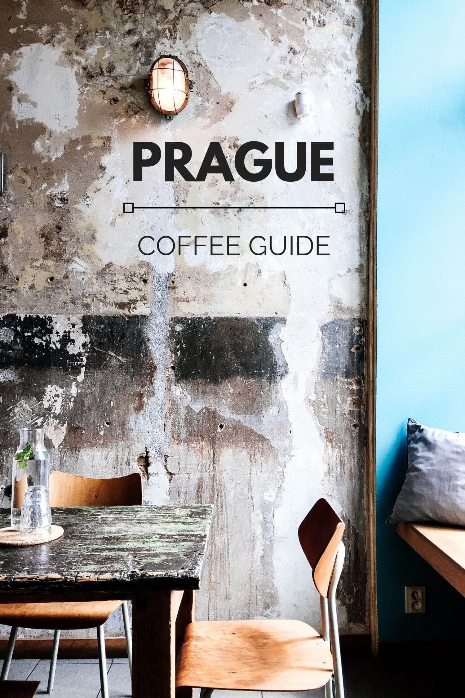 Prague Coffee Shop Guide – The Best Cafes in Prague