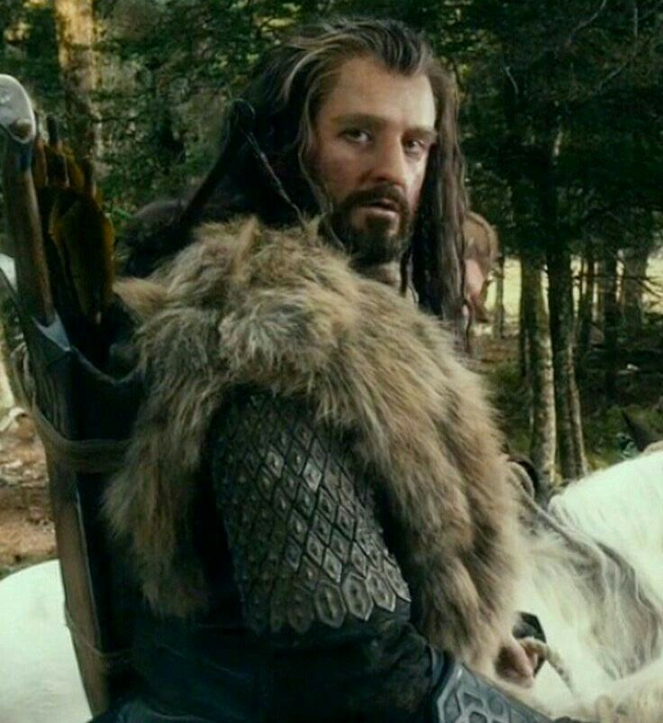 The Hobbit : An Unexpected Journey - Richard Armitage as Thorin Oakenshield