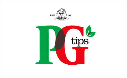 Pg Tips Gets New Logo And Packaging Design Logo Designer Pg Tips Best Green Tea Brand Tea Brands