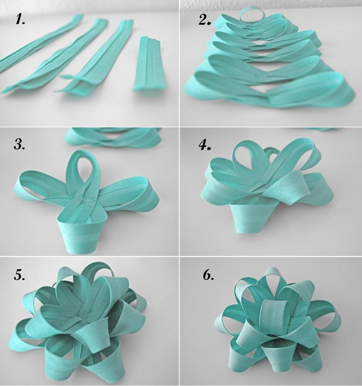 Diy Tocado En Forma De Lazo De Regalo Gift Bow Hairpiece Tips On