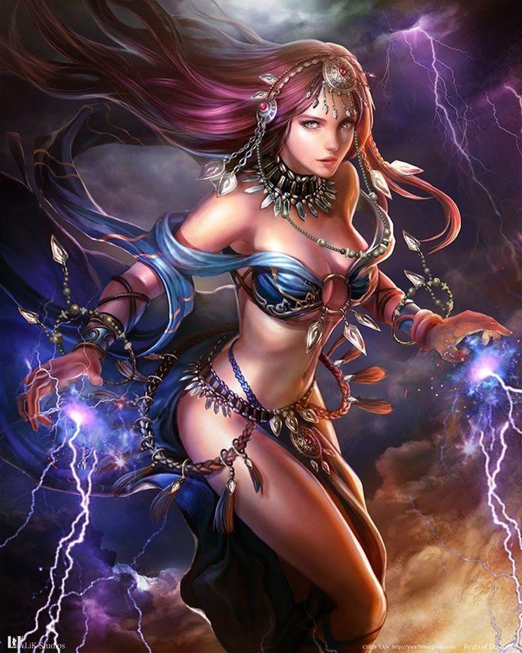 women sexy art fantasy