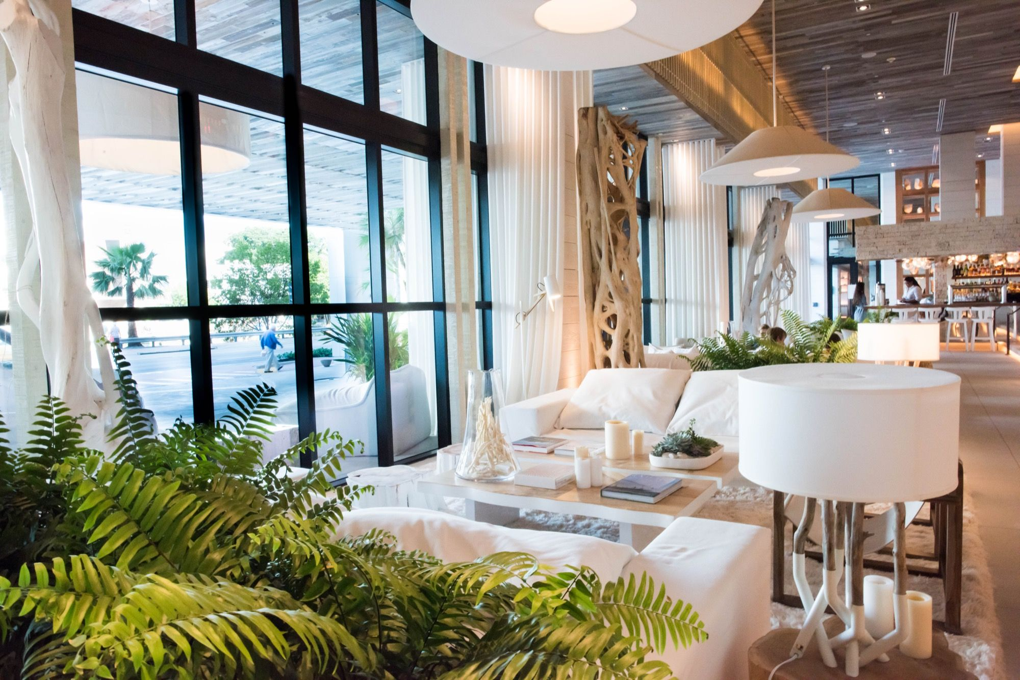 Touring The Completed Eco Crazy 1 Hotel South Beach