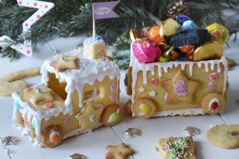 Ricette Dolci Di Natale Misya.Trenino Della Befana
