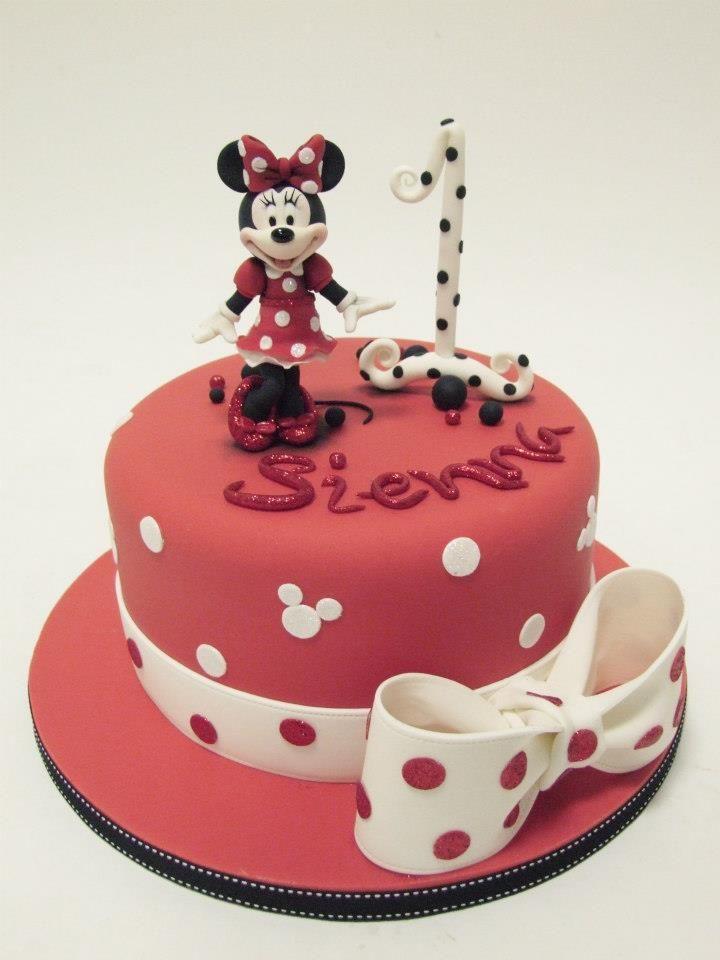 Emma Jayne Cake Design | Cakes - Mickey, Minnie & Friends