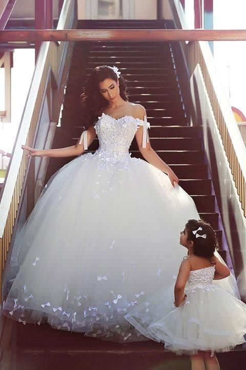 Vestidos para mama e hija para boda