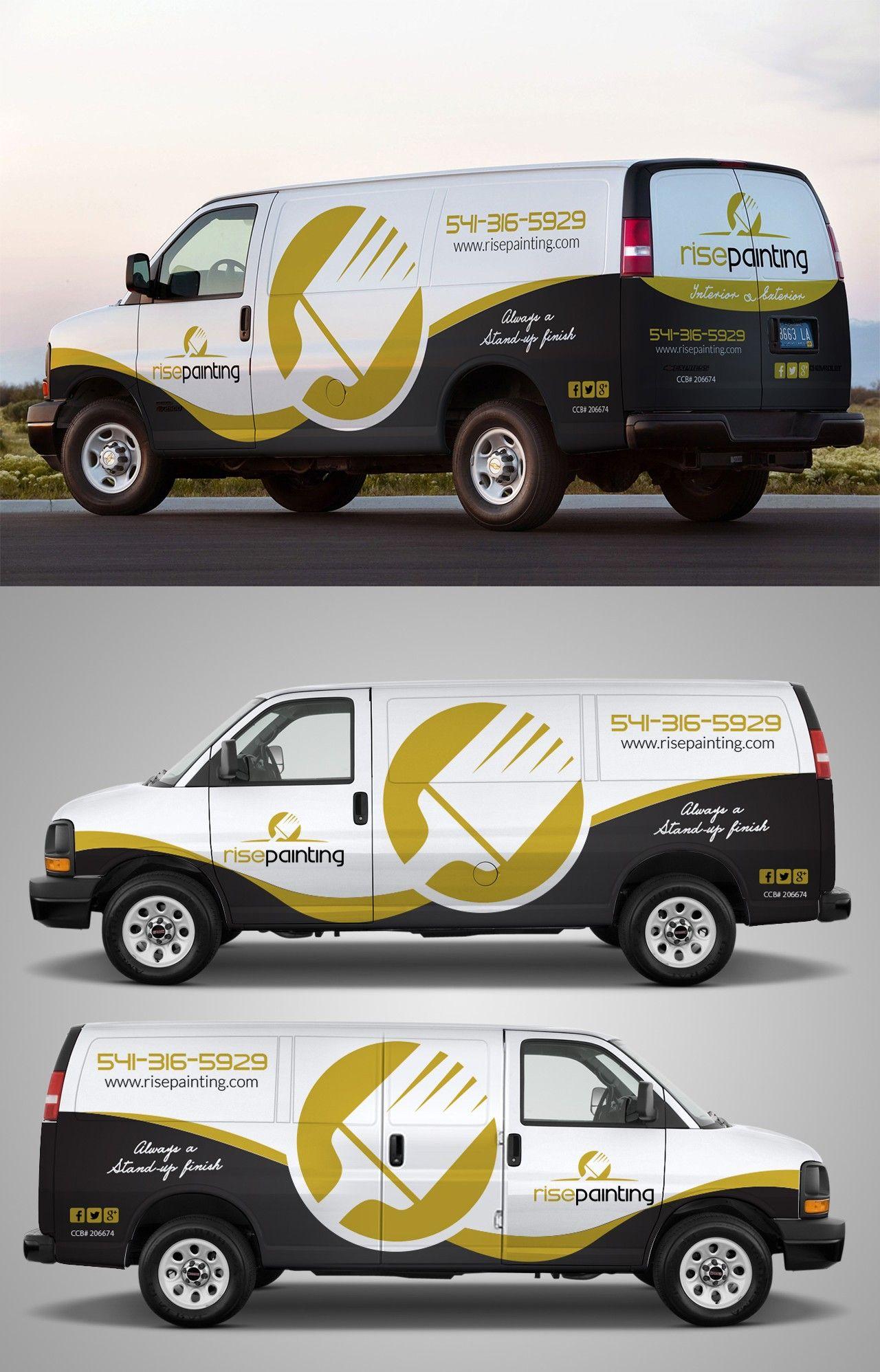 Van Wrap Design by Kasovation #design #designinspiration ...