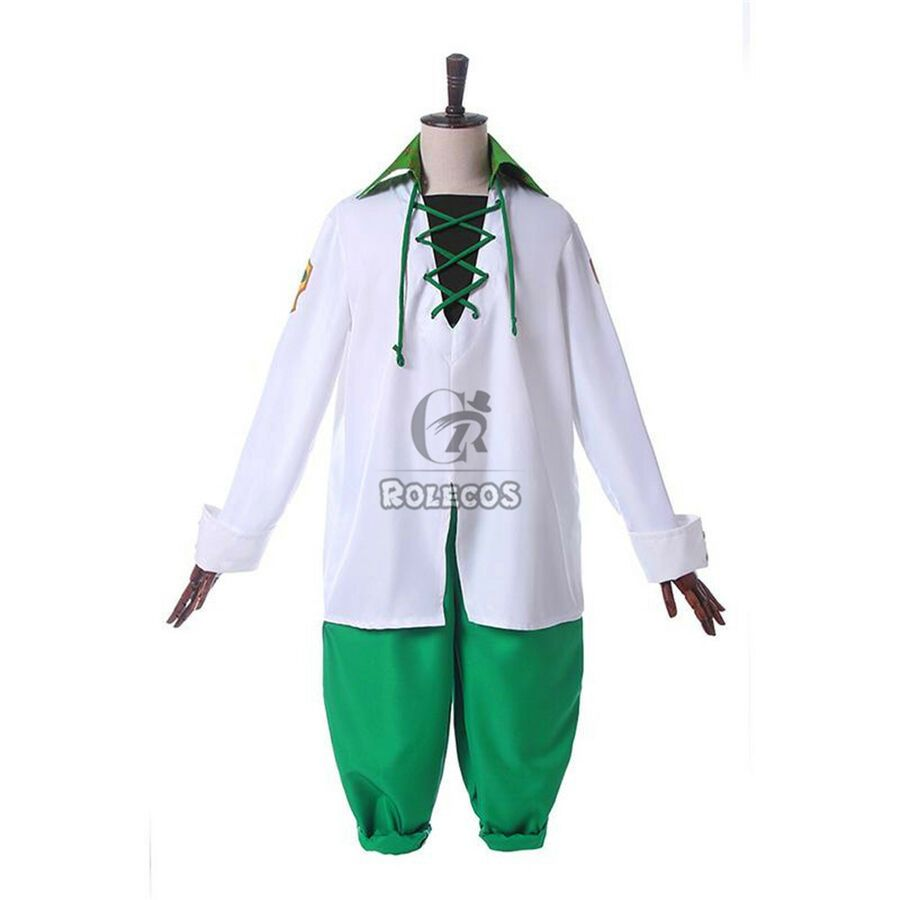 The Seven Deadly Sins Meliodas Dragon/'s Sin of Wrath Whole Set Cosplay Costume