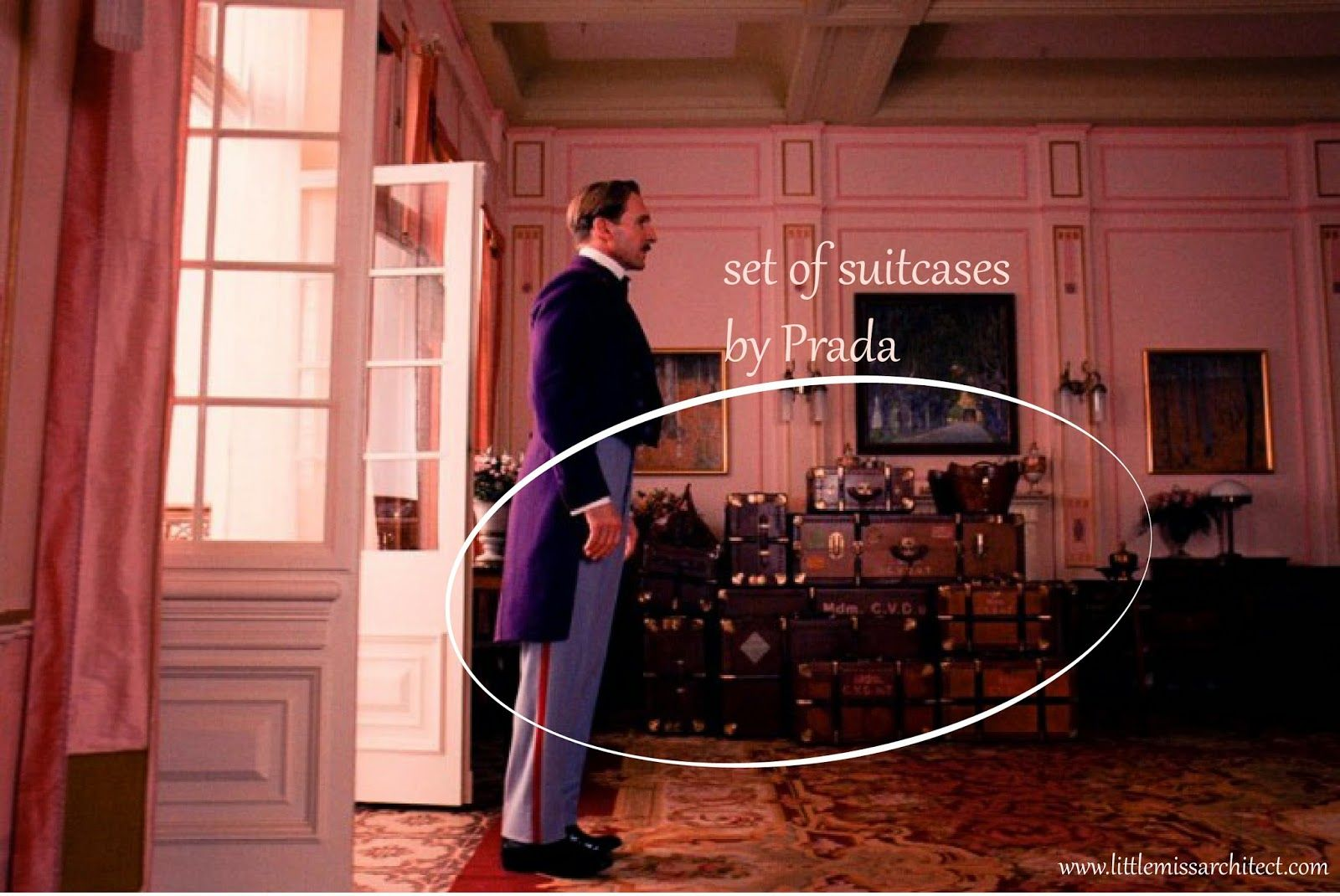 interior design grand budapest hotel scenes - google search | vm