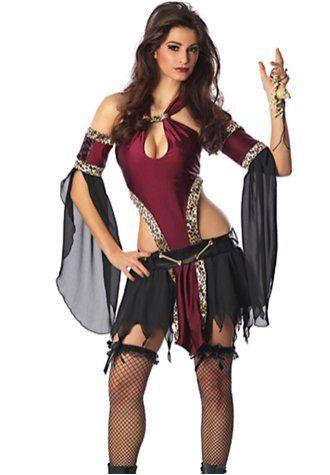 Deluxe Voodoo Priestess Costume   Sensualkitten.com