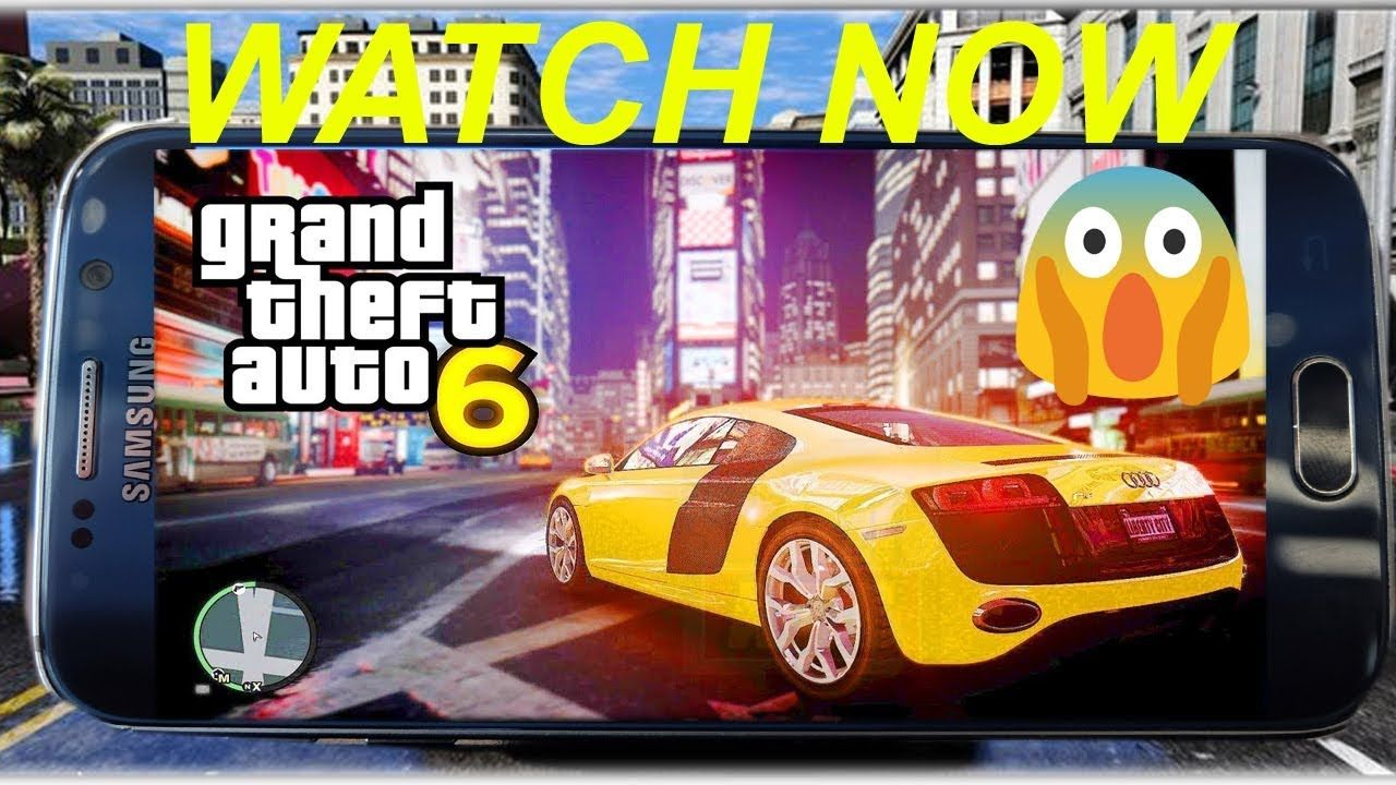 Download Gta 6 Apk Data Highly Compressed On Android Genoftechs