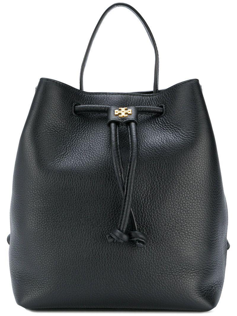 ba372f35870 TORY BURCH TORY BURCH - GEORGIA PEBBLED BACKPACK .  toryburch  bags   leather  backpacks