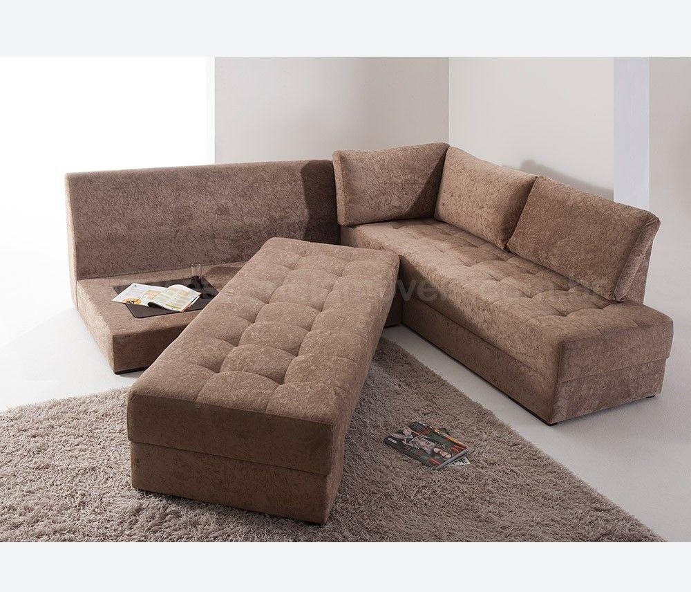 Chaise Sofá Cama Bau Porta Objetos Vizzi | Decoração Clean | Pinterest