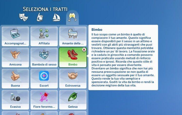 Incontri Sims