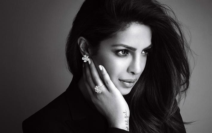 Fabulous Télécharger fonds d'écran Priyanka Chopra, l'actrice Indienne  WV49