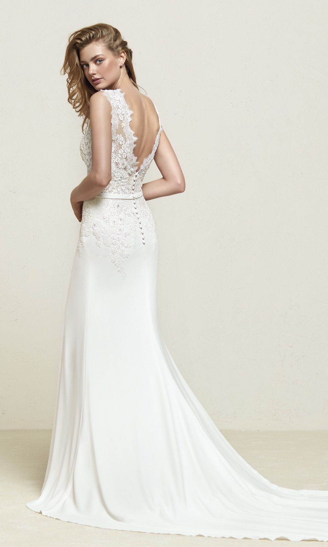 Pronovias collection drenina at the altar fashion pinterest