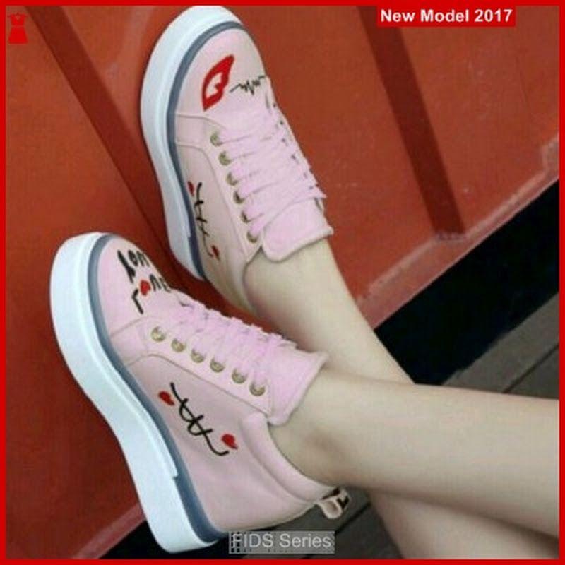 Fids019 Sepatu Wanita Jk01 Pink Yang Lagi Trend Bmg Sepatu