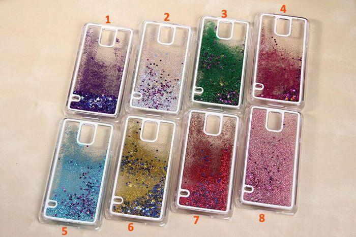 cover samsung s5 con liquido